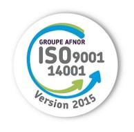 ISO 9001 et 14001 v2015