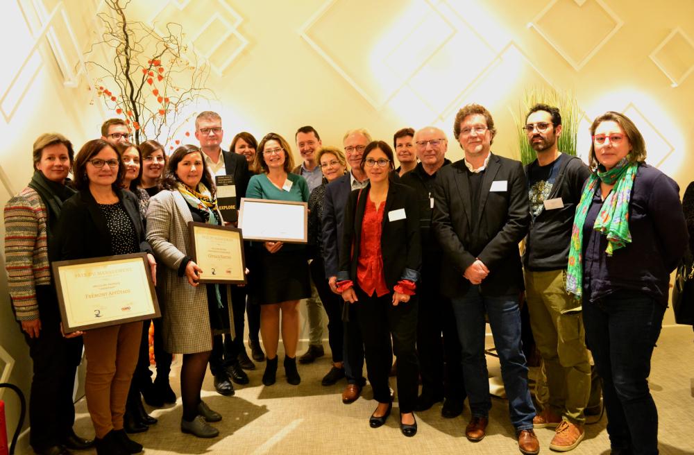 Lauréats Prix du Management Pays de la Loire 2018