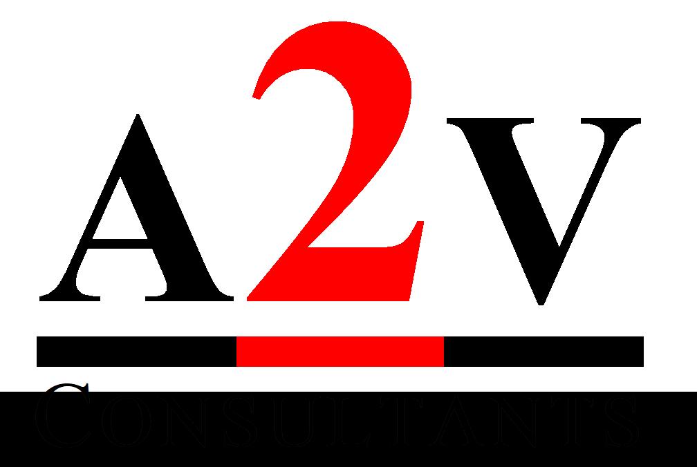 A2V logo