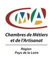logo Chambre de Métiers et de l'Artisanat de Région des Pays de la Loire